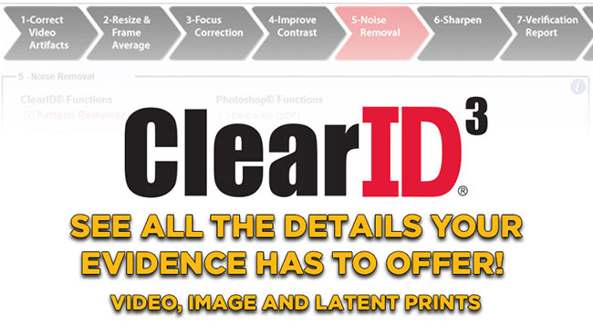 Forensic Image Enhancement Software - ClearID | Ocean Systems
